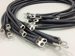 耐熱柔軟ケーブル